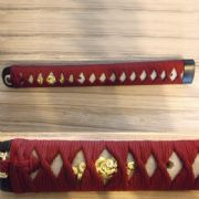 8.5 Sun Tsuka - Real Rayskin - Red Ito